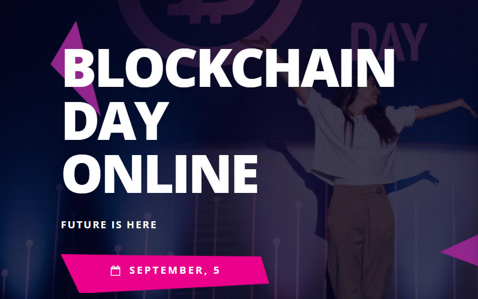 Blockchainday论坛(9.5-线上)
