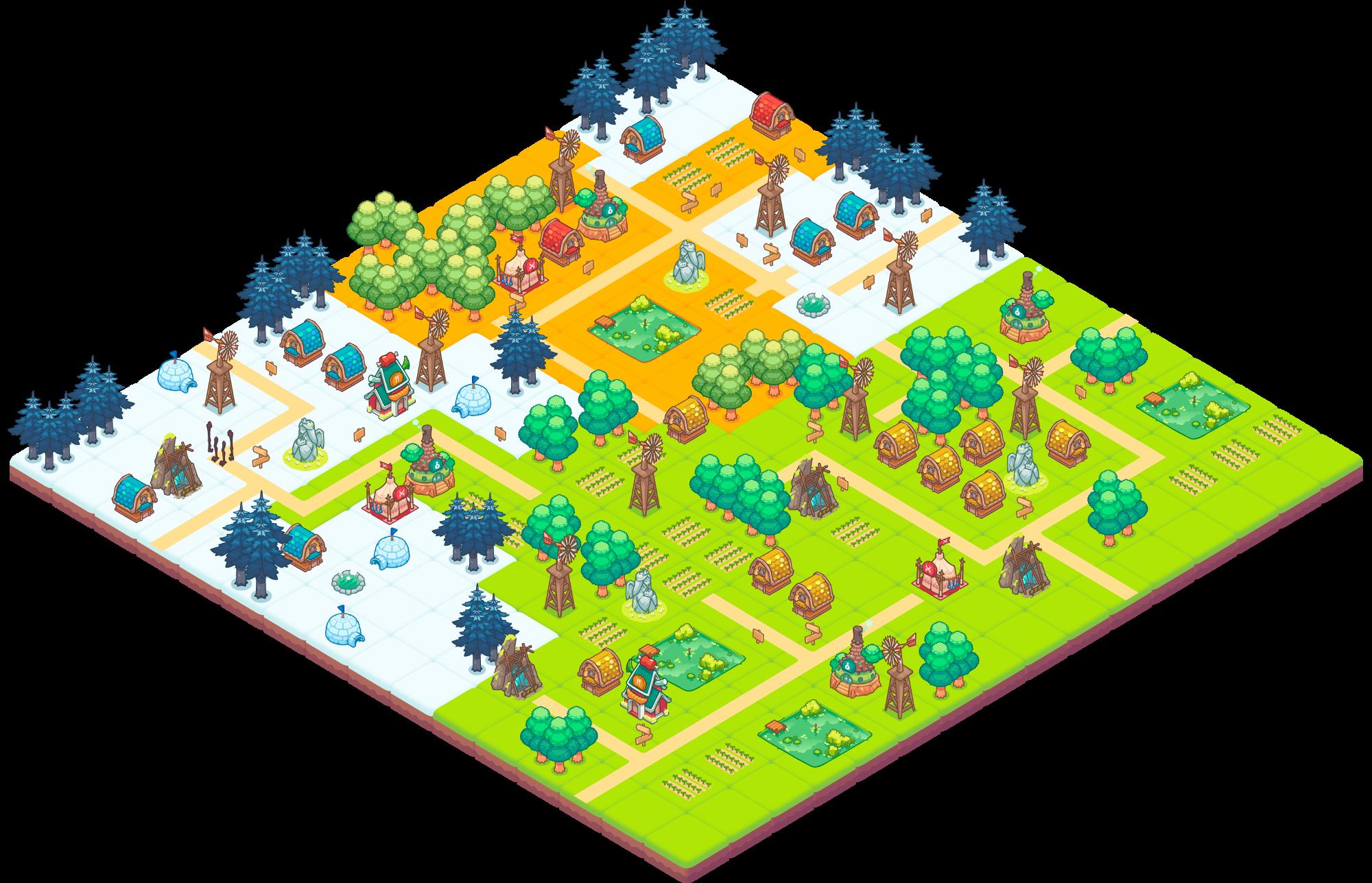 以太坊DApp游戏Axie Infinity将开启土地销售
