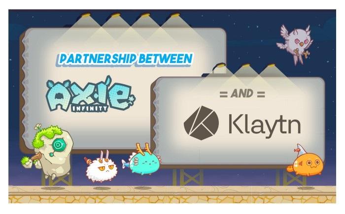 区块链游戏Axie Infinity与Kakao公有链项目达成合作