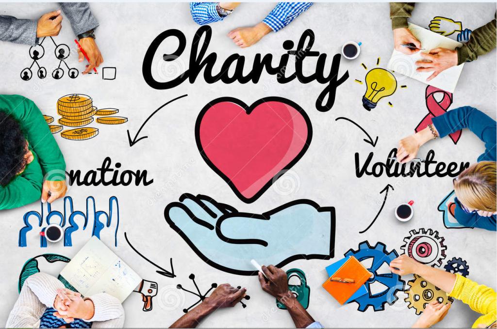 慈善事业的未来在于区块链技术