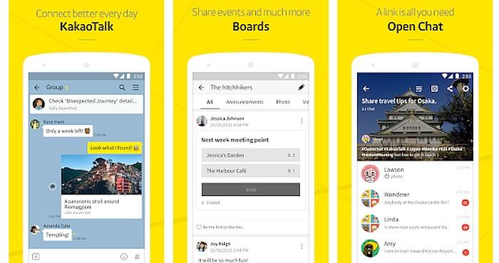 加密集成功能将成千上万的新用户带到流行的聊天App