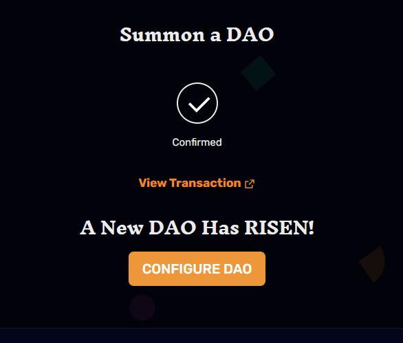xDai 指南:一文玩转去中心化治理平台 DAOhaus