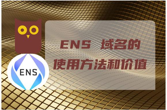 NFT 指南: ENS 域名的使用方法和价值